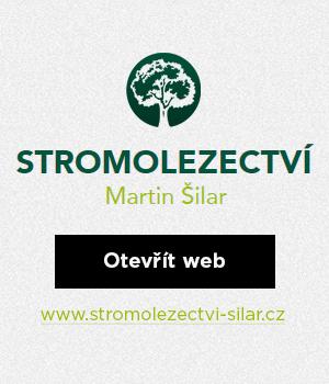 Stromolezectví Martin Šilar