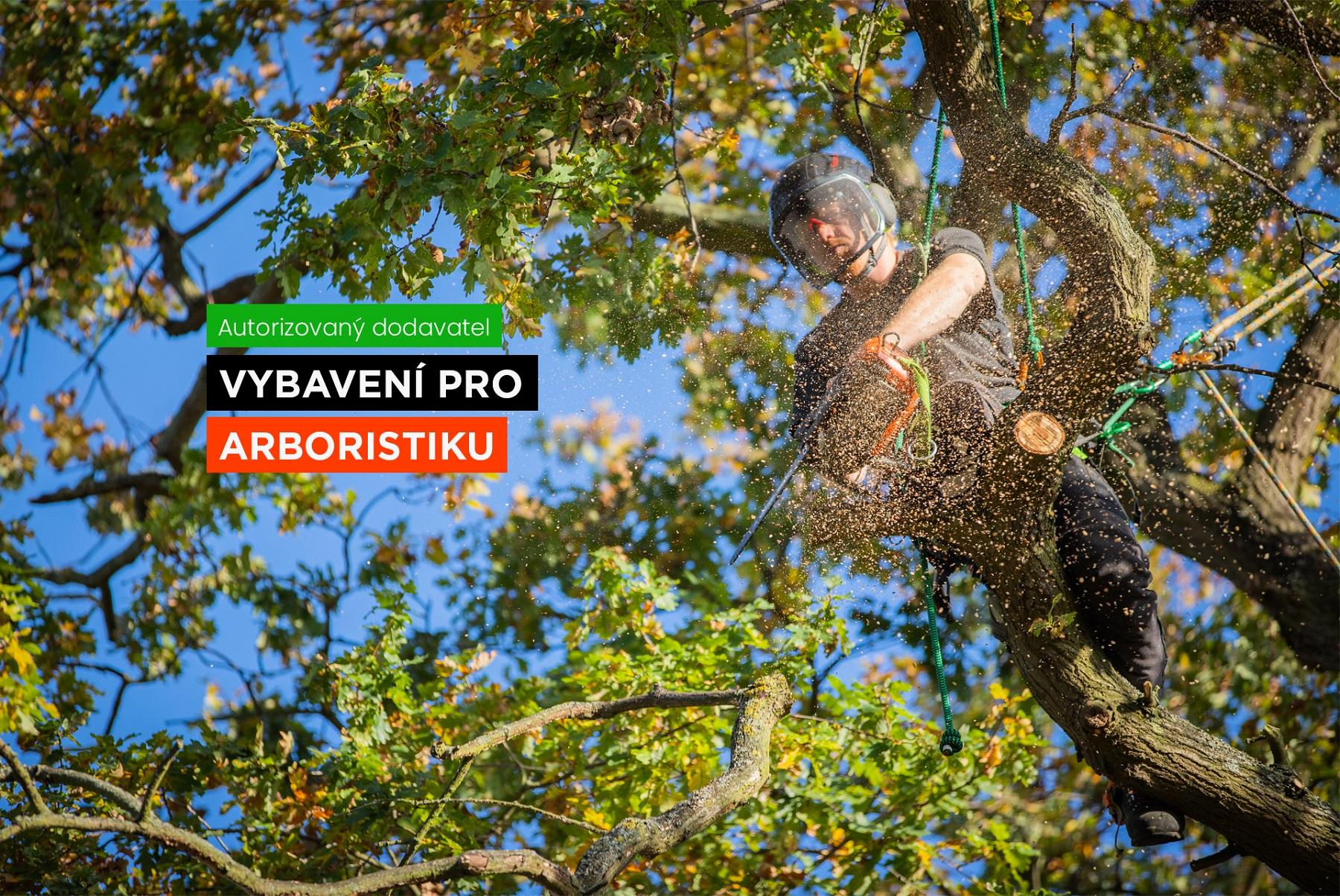 Vybavení pro arboristiku