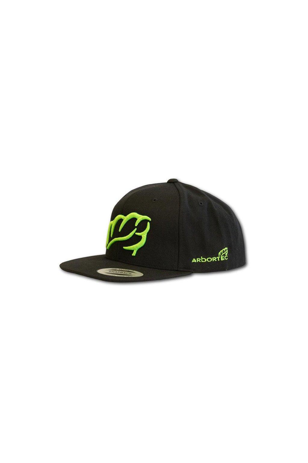 Cap Black Lime 720x