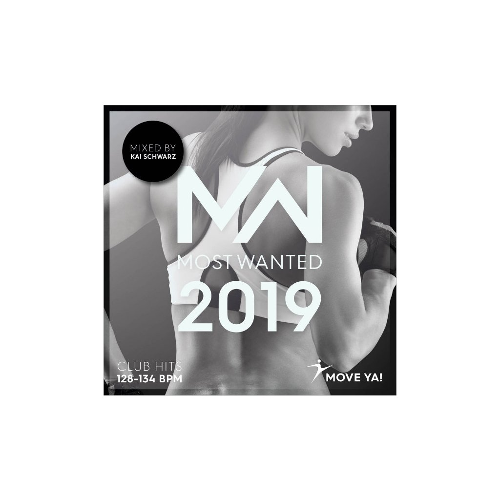 2019 MOST WANTED CLUB HITS – 128–134 BPM_01