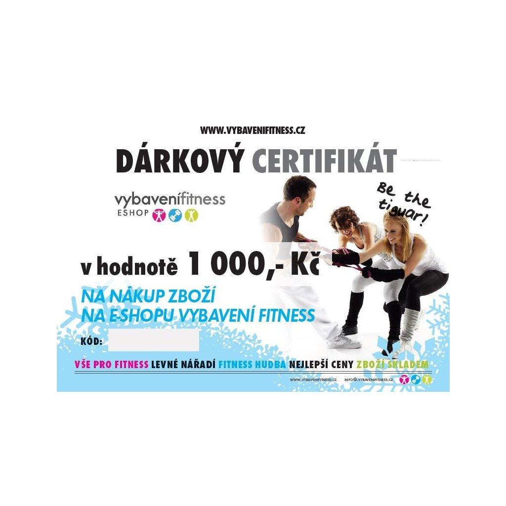 darkovy poukaz 1 000