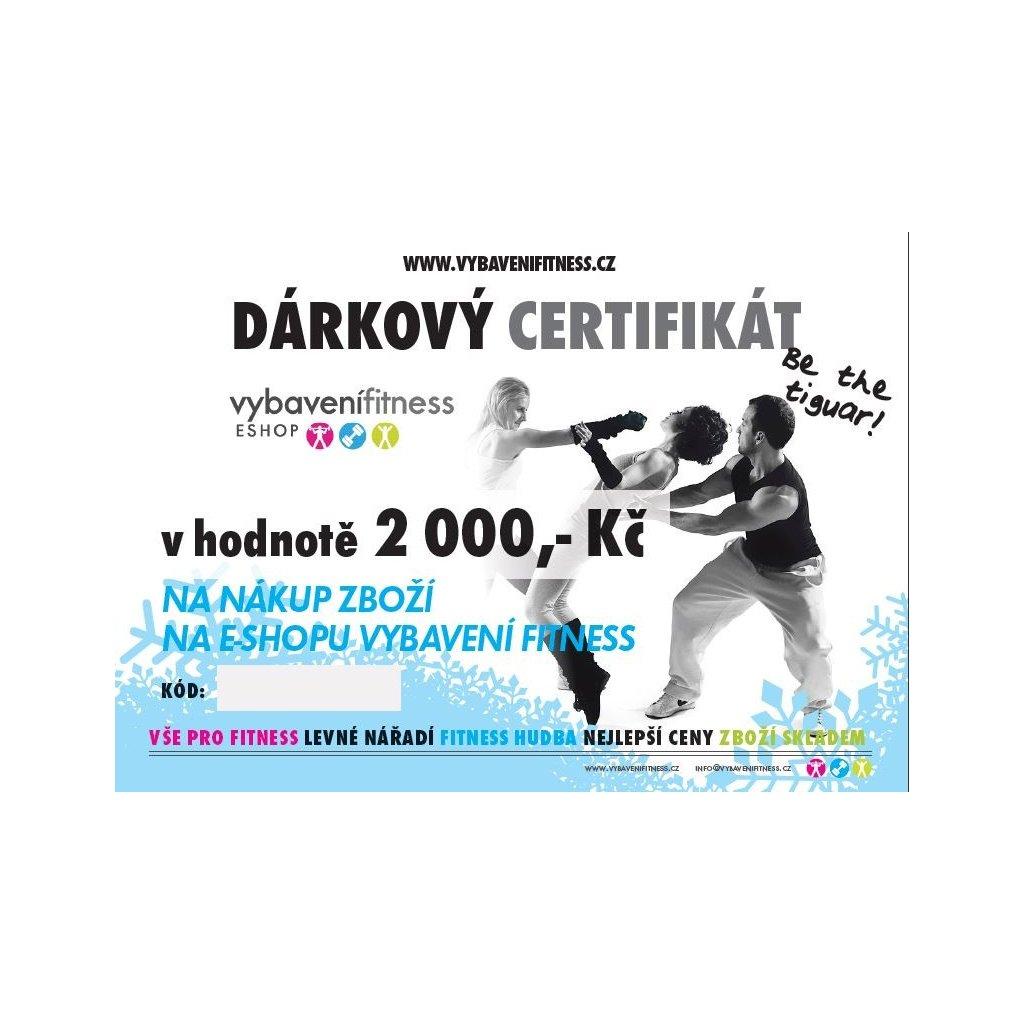 darkovy poukaz 2 000