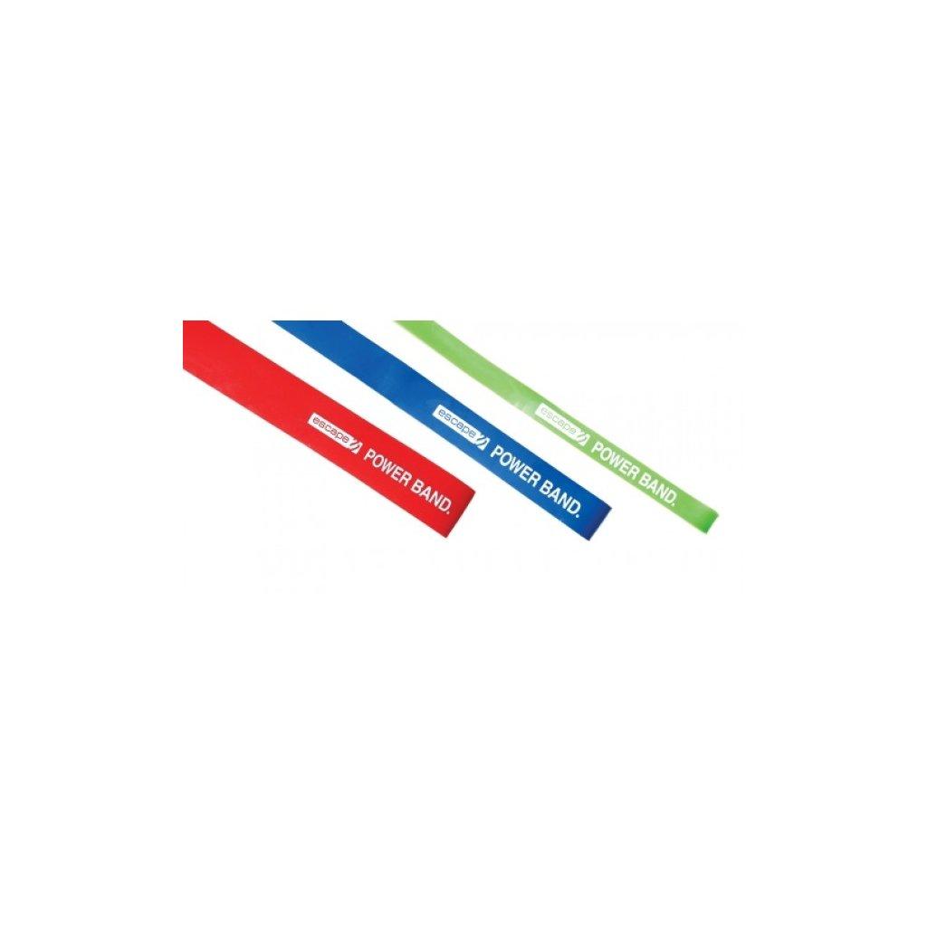 Escape POWER BAND (odporová posilovací guma) – střední_01