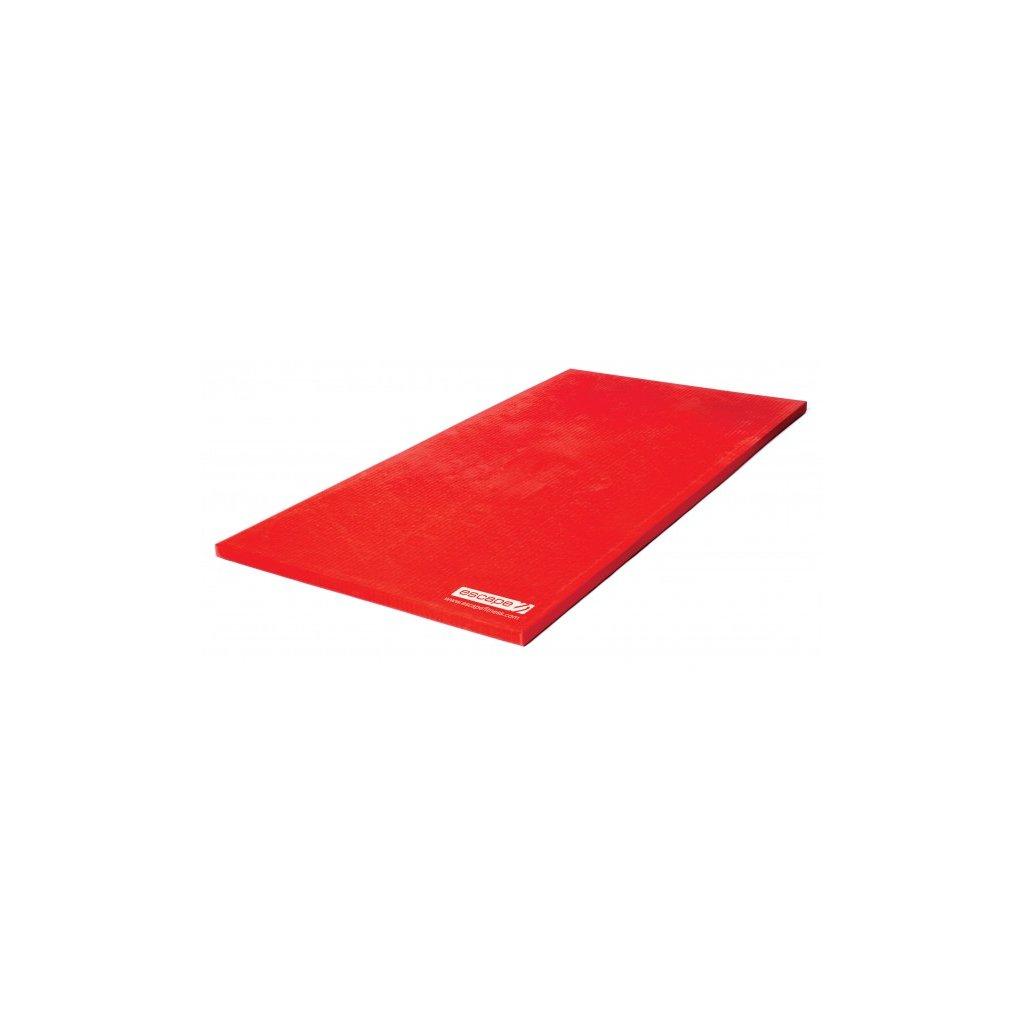 EscapeCombat žíněnka 2000 x 1000 x 40mm (červená)_01
