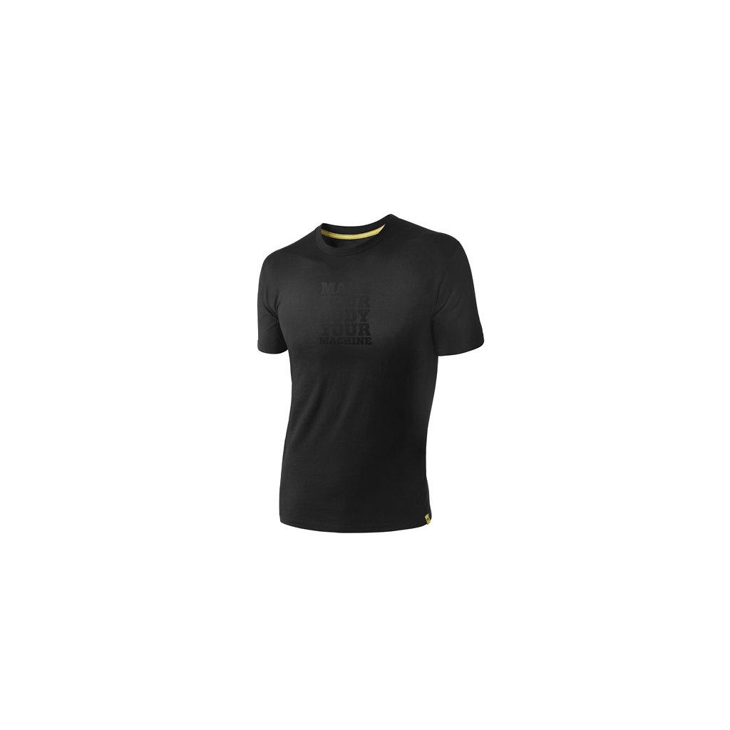 Originál tričko TRX pánské – černé MAKE YOUR BODY, vel. M_01