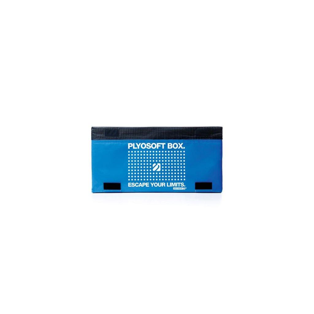 Plyometrický stupínek (Plyo box) Escape – modrý – 02_01