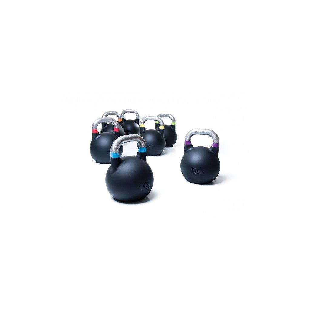 Soutěžní kettlebell Escape – 12 kg_01
