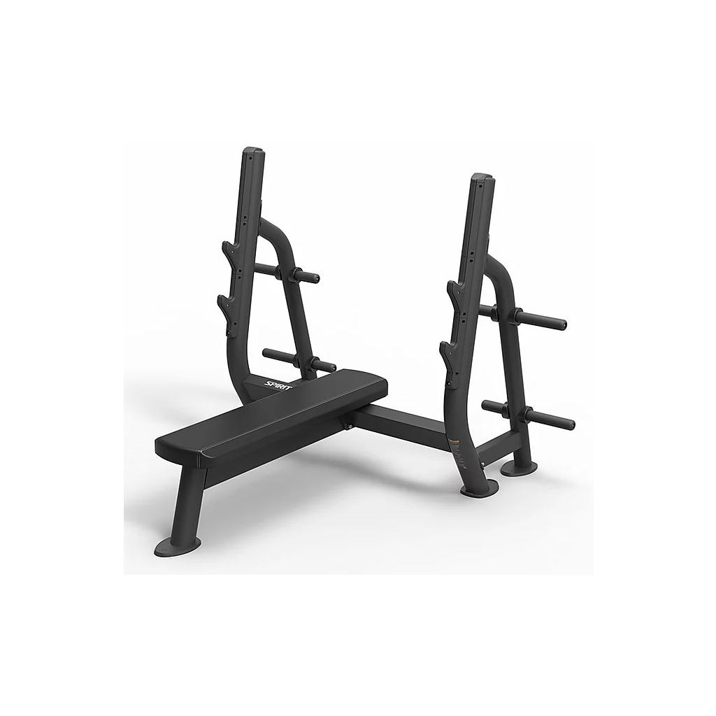Spirit – Bench press rovný_01