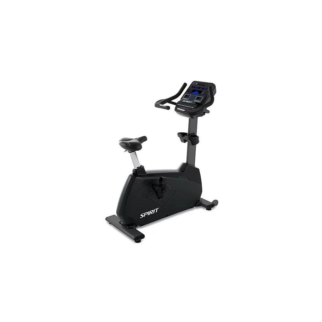 Spirit – Cyklistický trenažer CU900 LED, černý_01