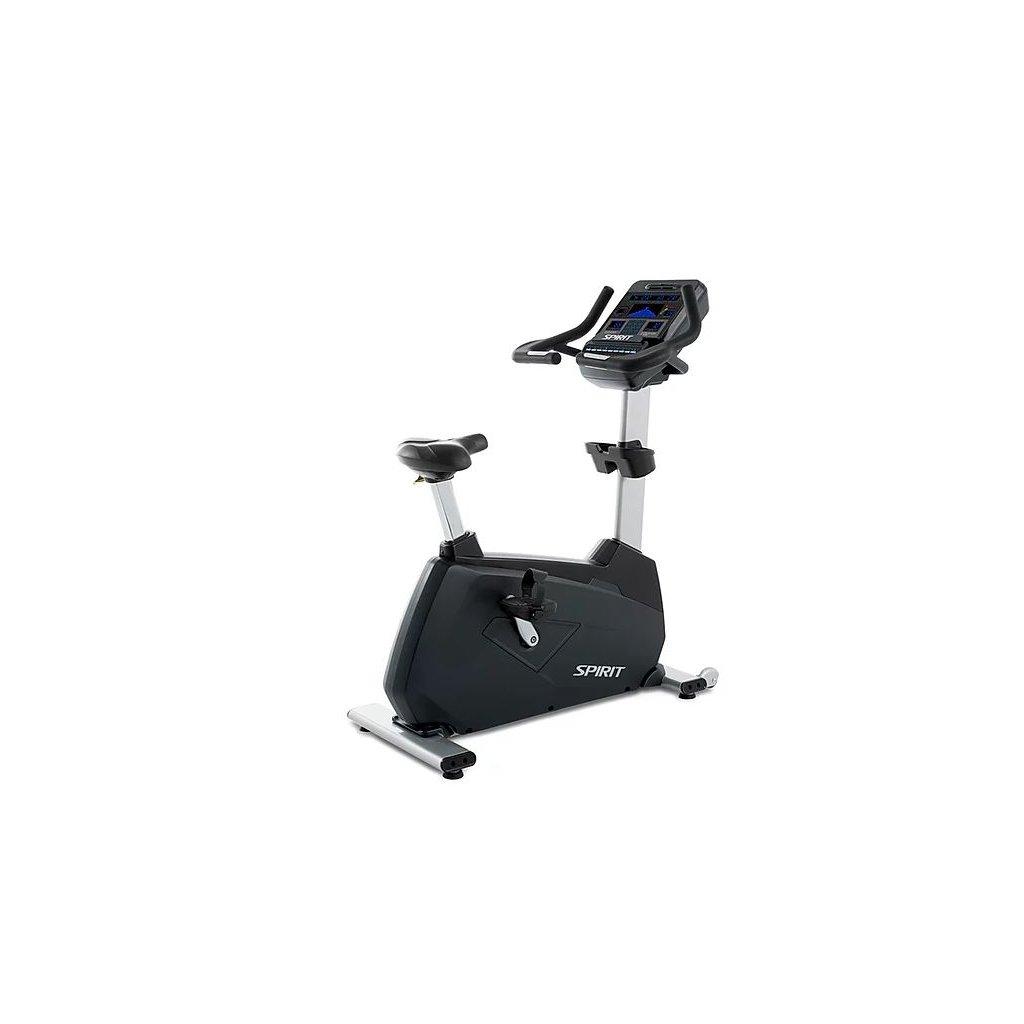 Spirit – Cyklistický trenažer CU900 LED, stříbrný_01