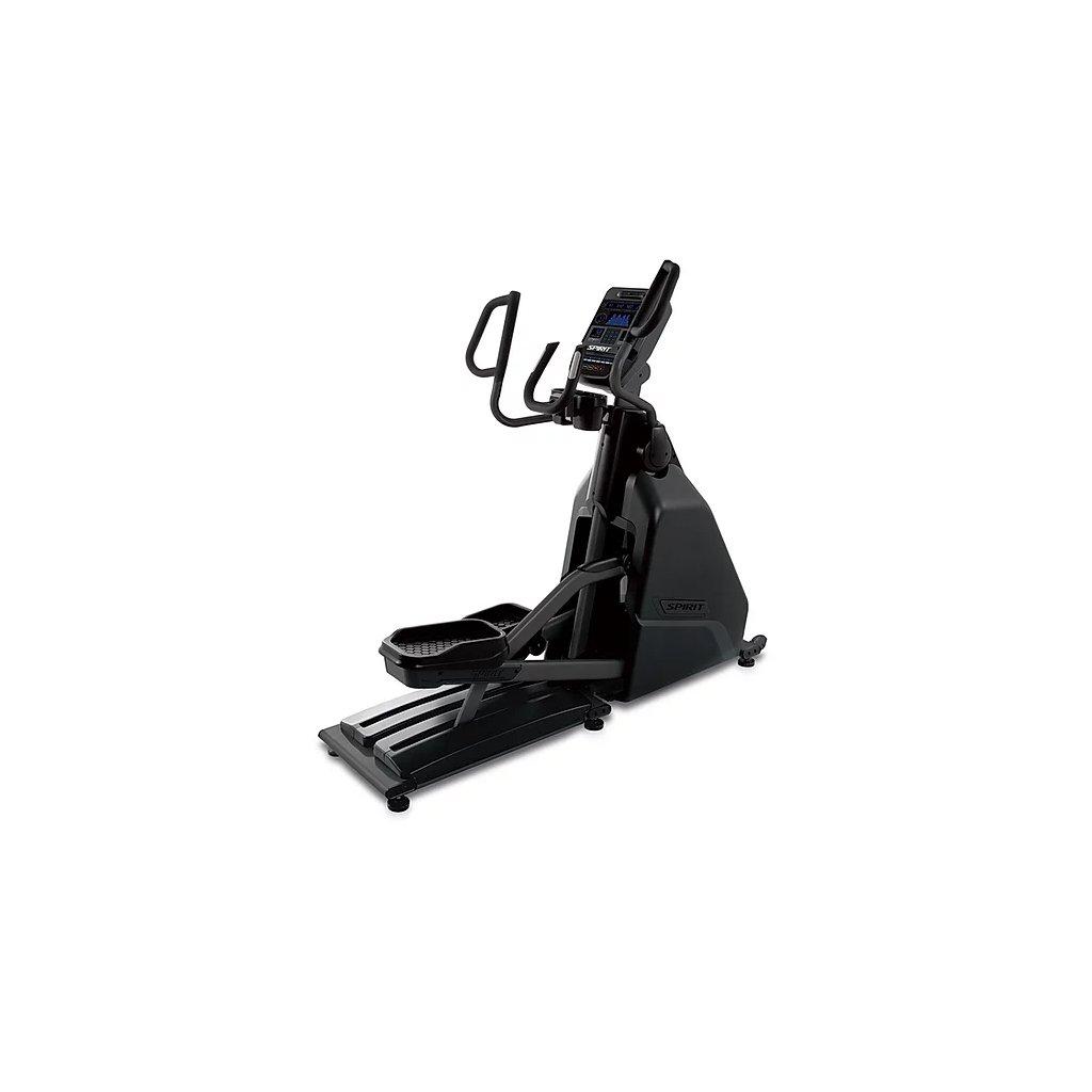 Spirit – Eliptický trenažer CE900 LED, černý_01