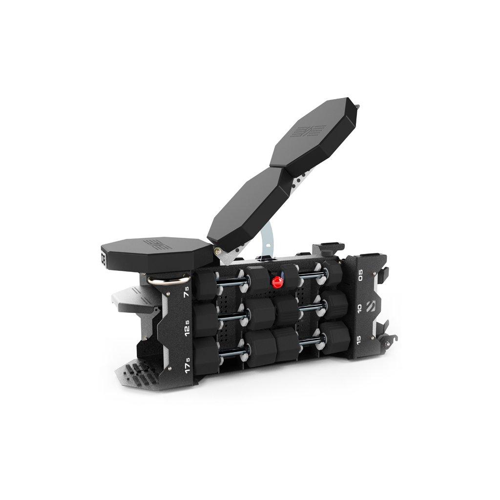 STRONGBOX – polohovací lavice s úložným prostorem_01
