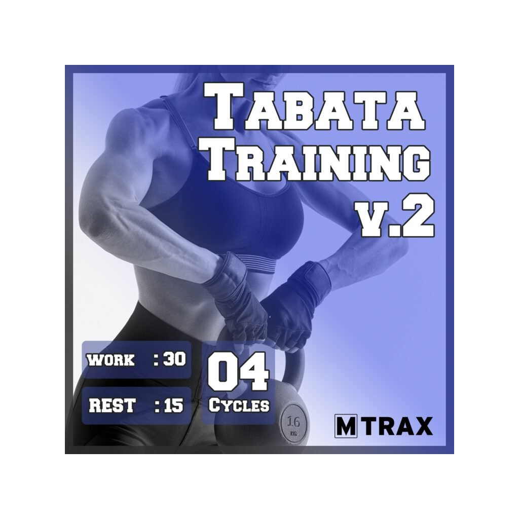 Tabata Training 30–15 Volume 2_01