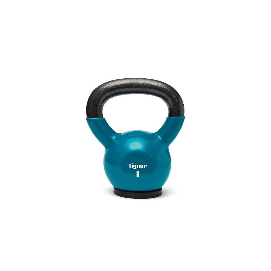 Tiguar Kettlebells 6 kg (modrá)_01
