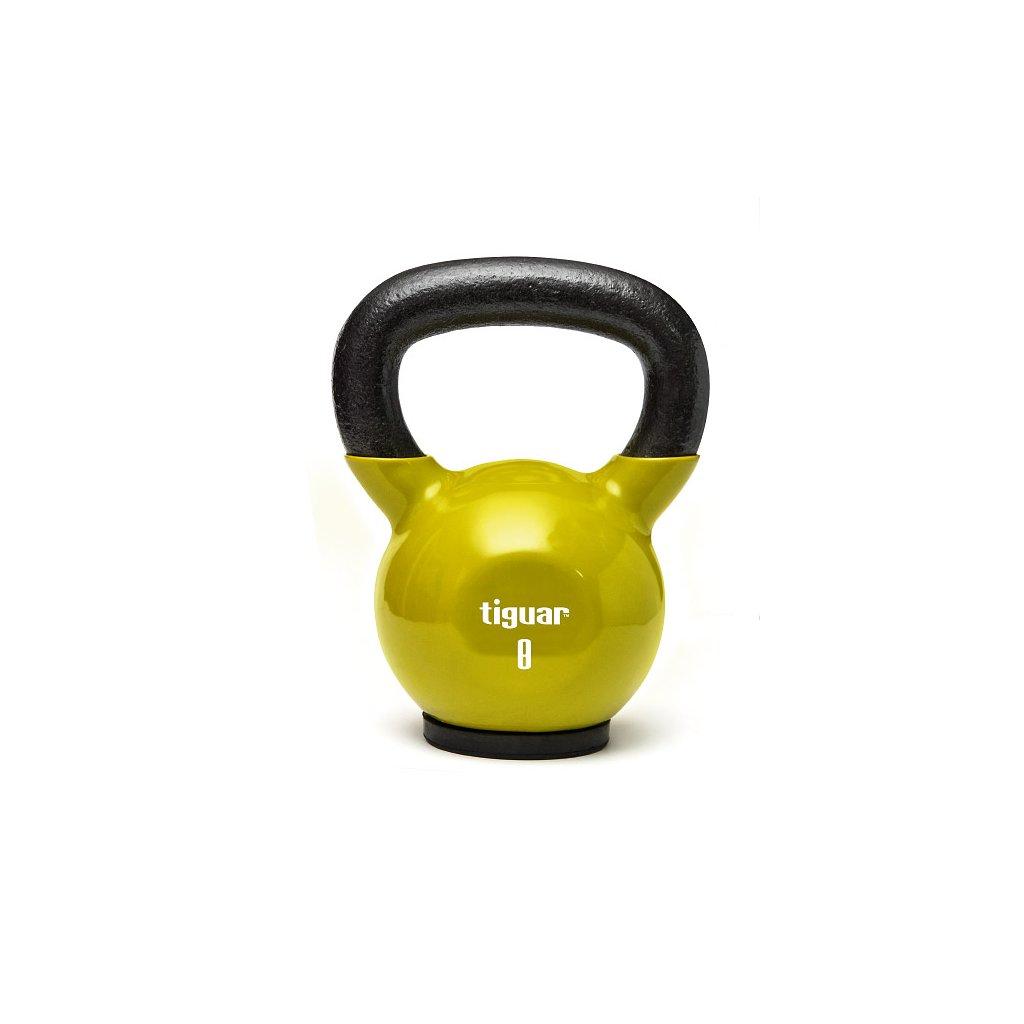 Tiguar Kettlebells 8 kg (olivová)_01