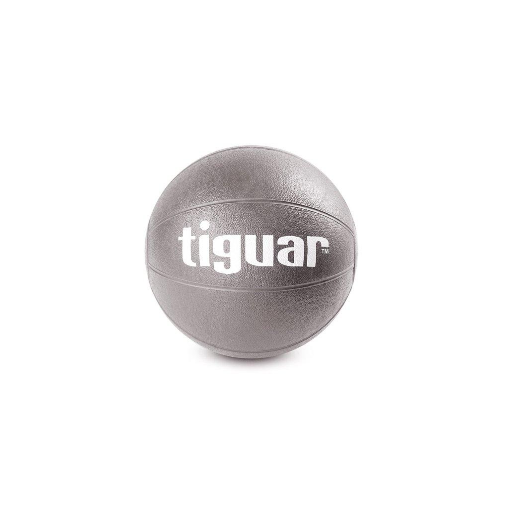 Tiguar medicinbál 4 kg (šedý)_01