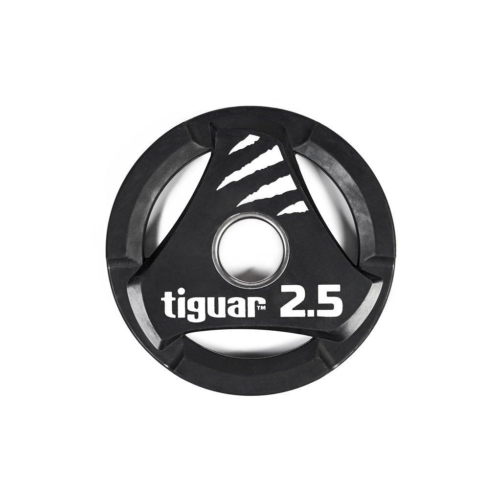 Tiguar PU kotouč na olympijskou osu 2,5 kg_01