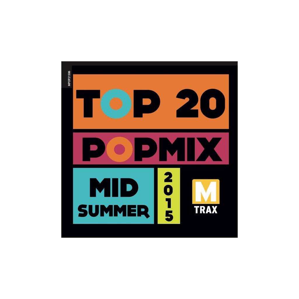 TOP 20 PopMix MidSummer 2015 (Single CD)_01