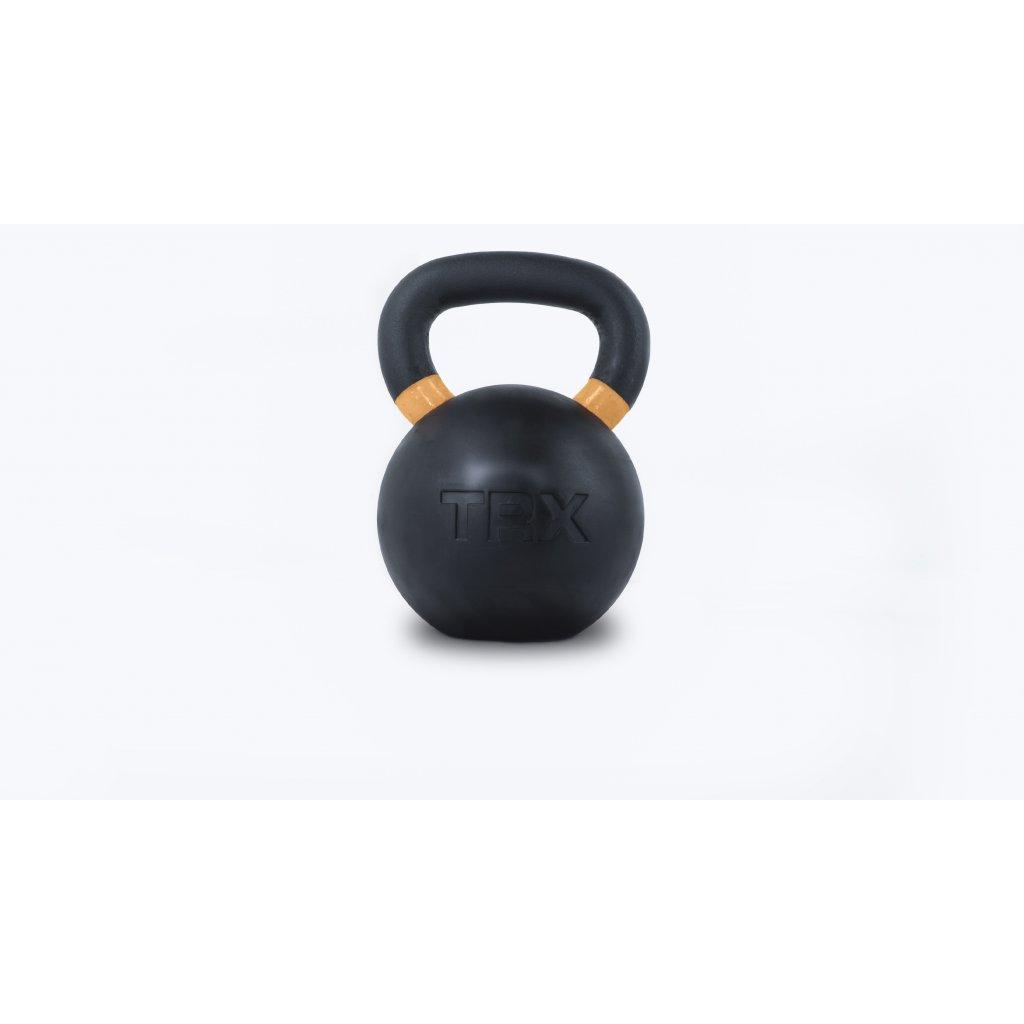 TRX® Pogumovaný kettlebell, 28 kg_01