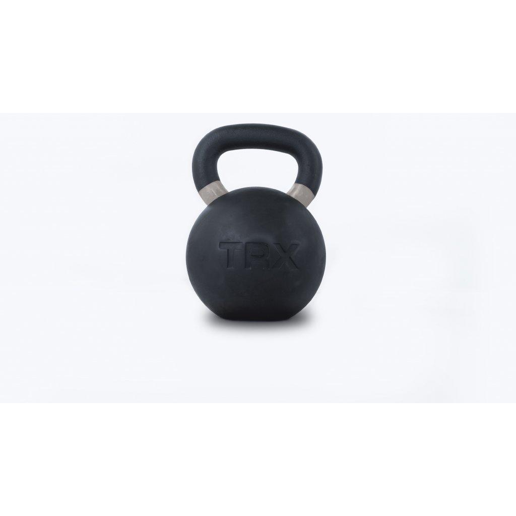 TRX® Pogumovaný kettlebell, 36 kg_01