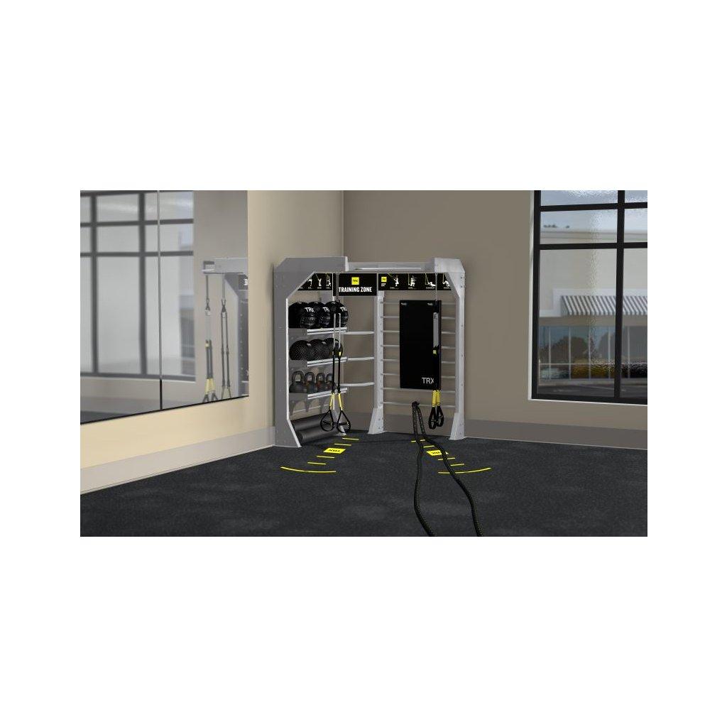 TRX® STUDIO LINE – Corner Unit (konstrukce + vybavení)_01