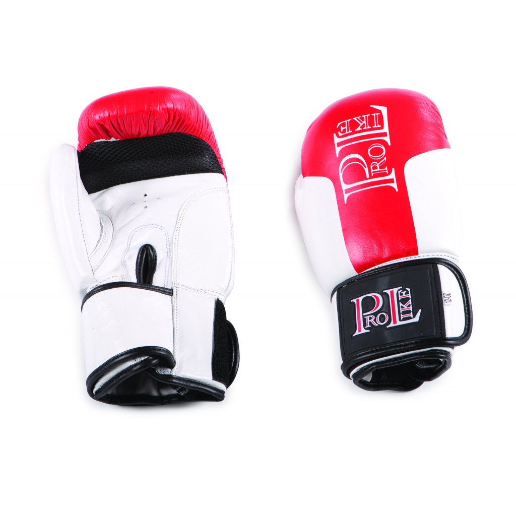 Kožené boxovací rukavice Physical Pro Like – vel.S_01