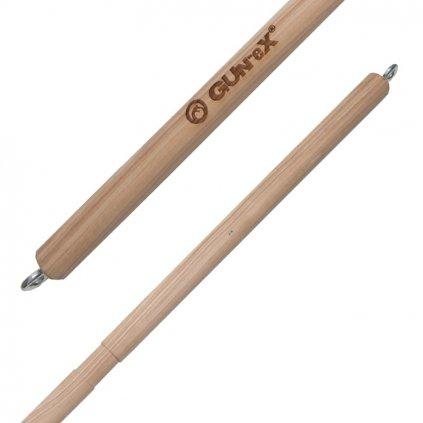 Dřevěná tyč na lana GUN–eX® krátká_01