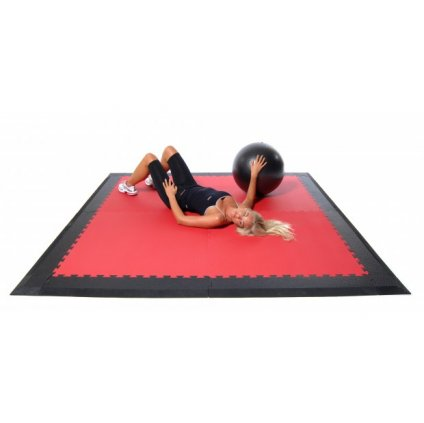 Flexi Hard podlaha (čtverec 1 x 1m) – červený_01