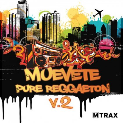 Muevete! Pure Reggaeton 2_01