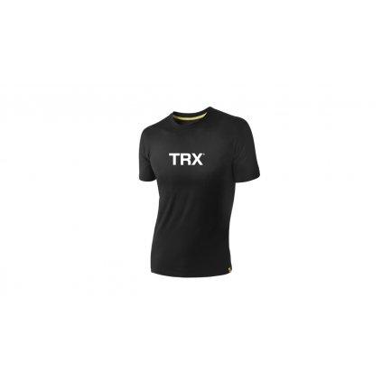 Originál tričko TRX pánské – černé s bílým nápisem, vel. S_01