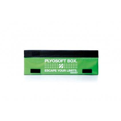 Plyometrický stupínek (Plyo box) Escape – zelený – 01_01