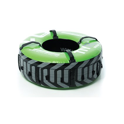 Pneumatika s úchyty 40 kg ESCAPE (zelená)_01