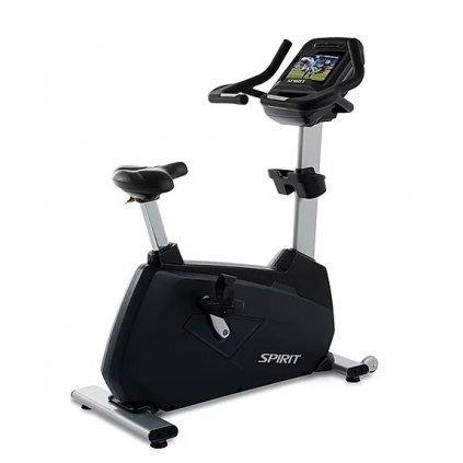 Spirit – Cyklistický trenažer CU900 TFT WiFi + BT, stříbrný_01