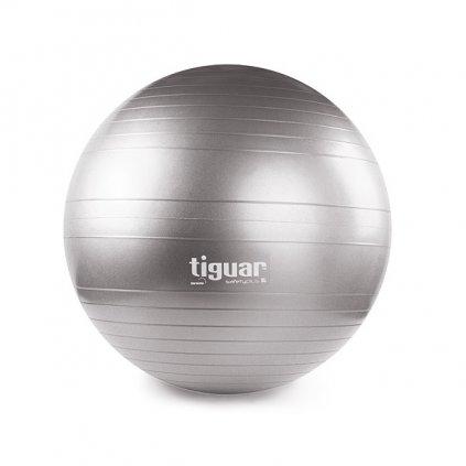 Tiguar gymnastický míč 65 cm (šedý)_01