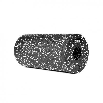 Tiguar masážní válec 30/15 cm – středně tvrdý (černo–bílý)_01