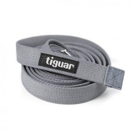 Tiguar pásek na jógu – šedý_01