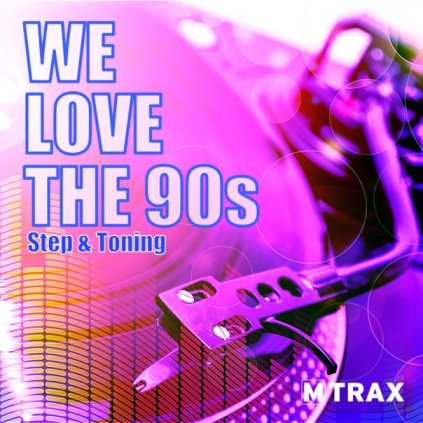 We Love The 90s Step & Toning (Double CD)_01