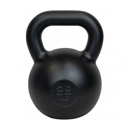 ti kb0028raw tiguar litinový kettlebell 28 kg