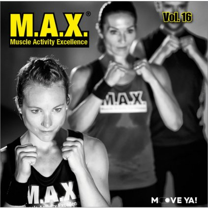 M.A.X. Vol.16