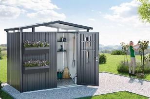 Zahradní domky Biohort