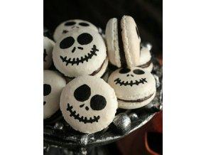 Makronky Halloween