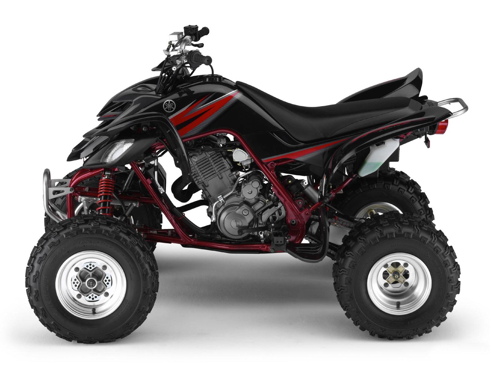 Yamaha Raptor YFM 660