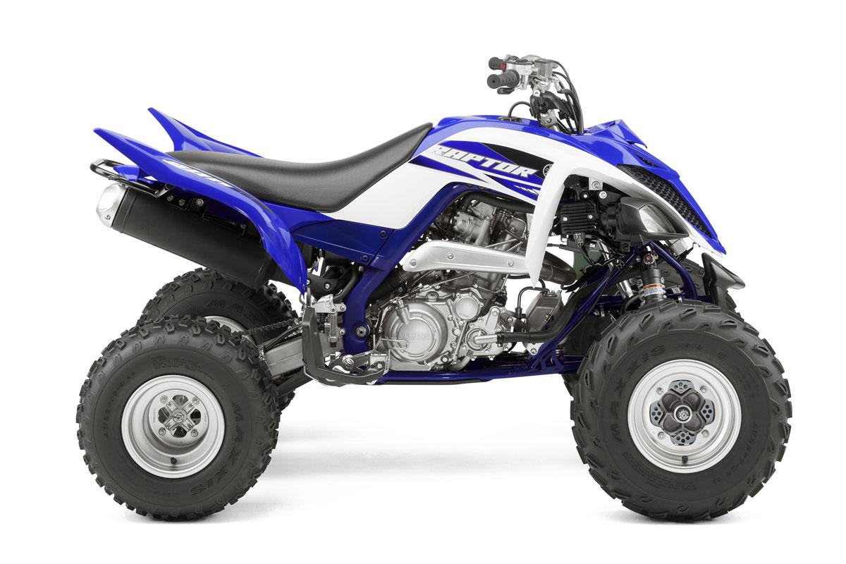 Yamaha Raptor YFM 700