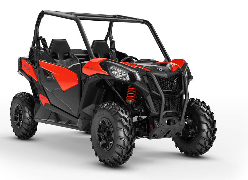 Can-Am Maverick Trail 800/1000