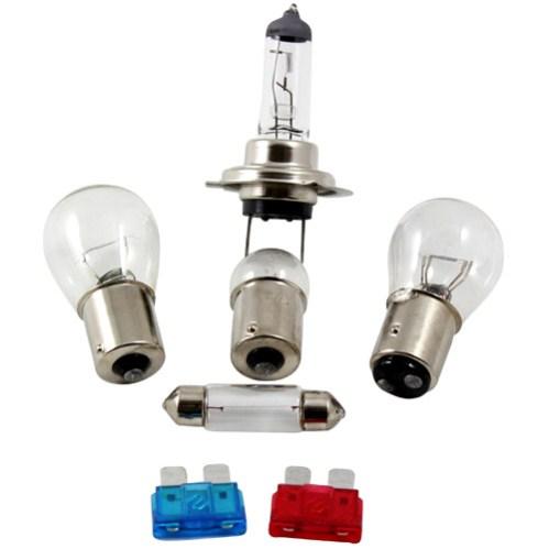 Žárovky a pojistky