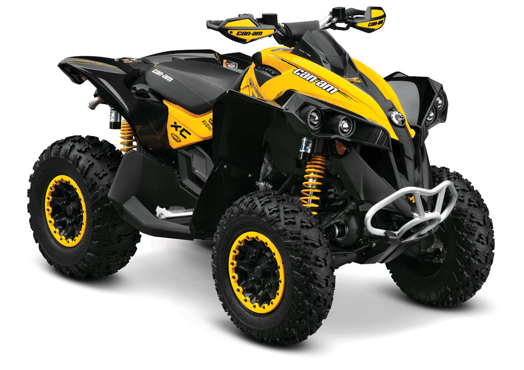 Can-Am Renegade G2 2012 - 2019