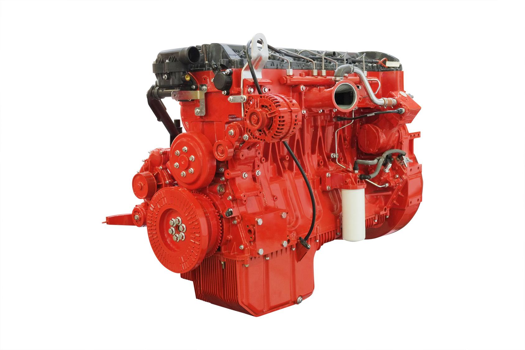 Díly motor a variátor