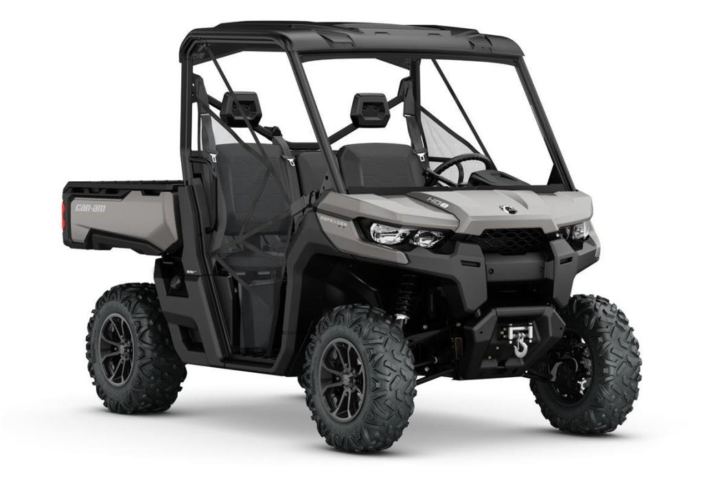 Can-Am Traxter HD8/HD10