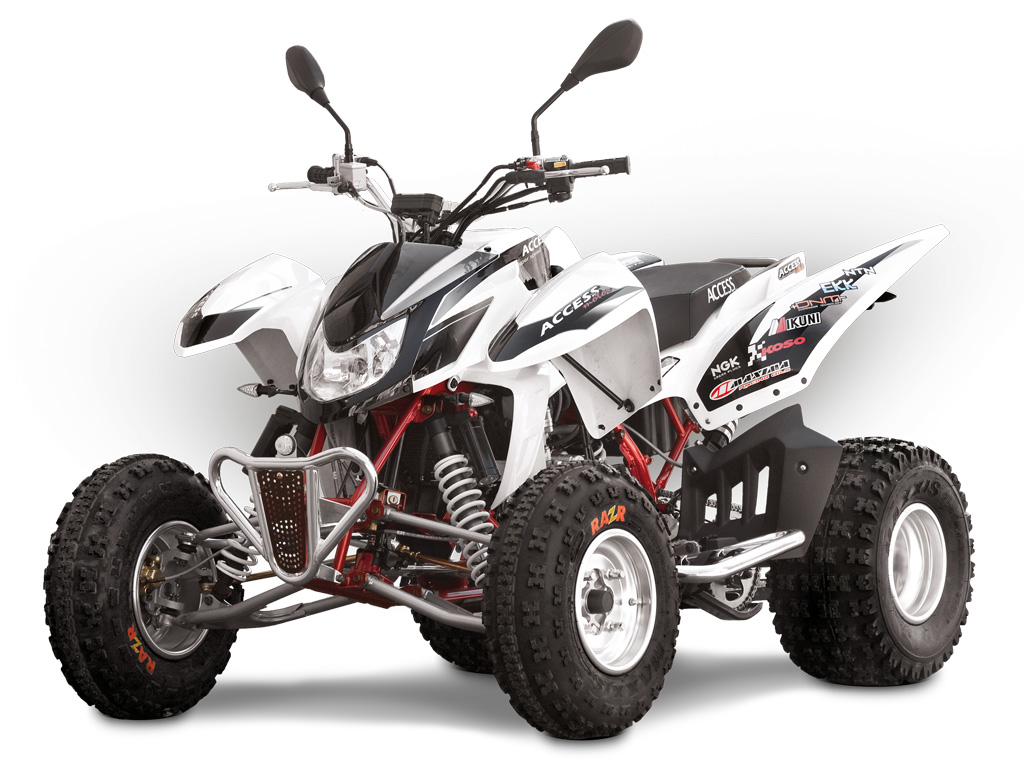 Access Warrior 450