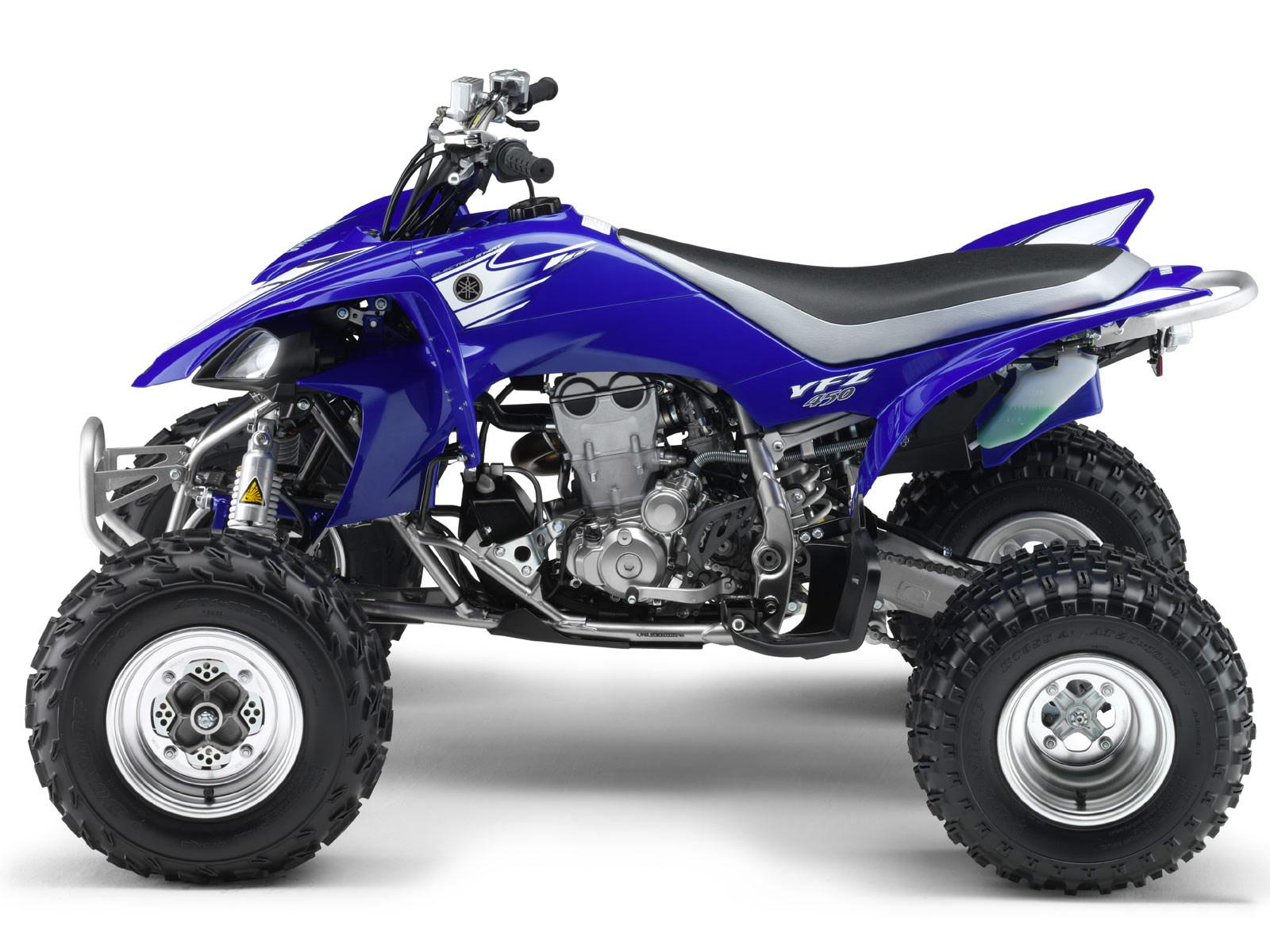 Yamaha YFZ 450/450R